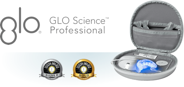 Picture with open box - GLO Science Professional